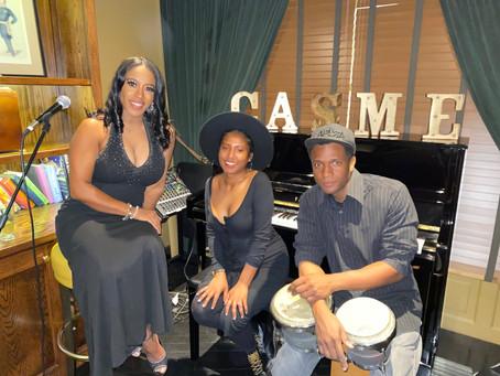 CASME' Trio Live at Bombay Club NOLA!