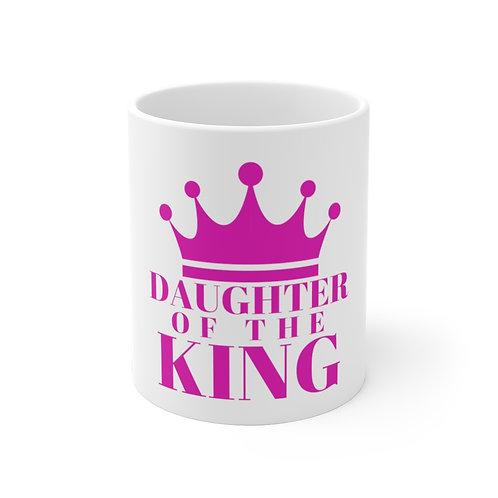 Daughter of The King Ceramic Mug
