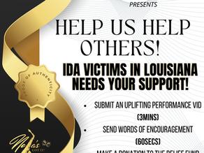 IDA RELIEF AID & BENEFIT CONCERT SERIES