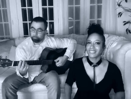 Day 1 CASME' COUCH CONCERT VIDEO w/ TOMMY! (ACOUSTIC) Friday