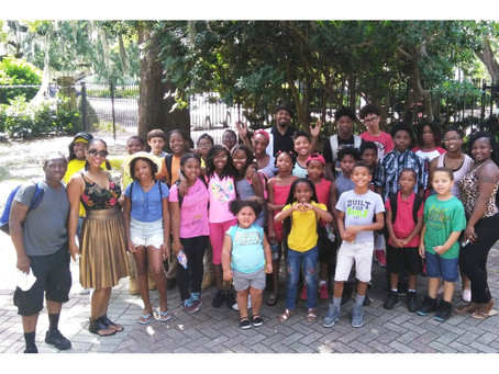 Summer Zoo Youth Visit 2019