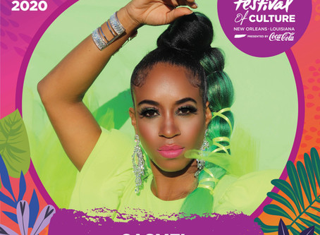 CASME' in the ESSENCE FEST 2020 Lineup!!!!