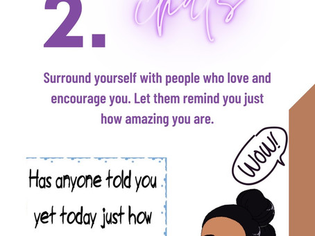 Cazzy Chats Self Love