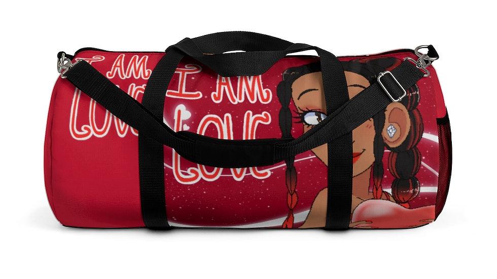 I AM LOVE Duffel Bag