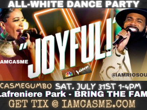 ISSA DANCE PARTY!!! JULY 31ST! ISSA DAY PARTY! 1-4PM!!