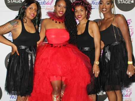 CASME' PERFORMS AT ESSENCE FESTIVAL FOR THE 1ST TIME!!!