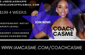 CASME' shares 20yrs of Experience with Other Indie Artists!