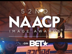 "NAACP AWARDS (Pre-Show): CASMÈ w/ Zul-Qanain ""Black Romance"" at STUDIO BE"