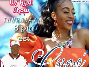 The Voice's Casmè Interview w/ Kysii