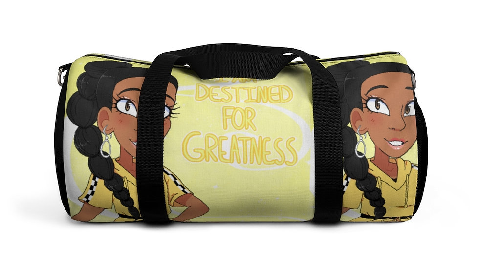 I AM DESTINED Duffel Bag