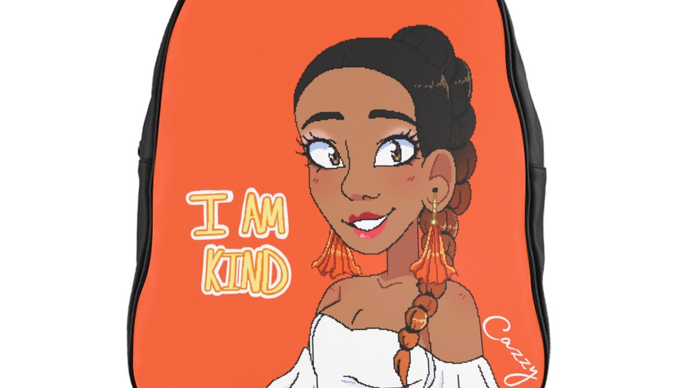 I AM KIND School Backpack