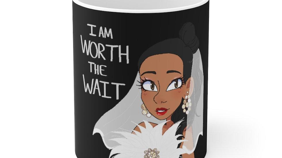 WORTH THE WAIT Hot Chocolate Mug