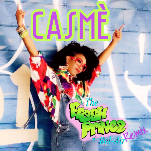 FRESH PRINCE (QUEEN) REMIX BY CASME'