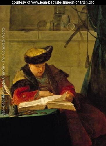 Jean-Baptiste-Simeon-Chardin
