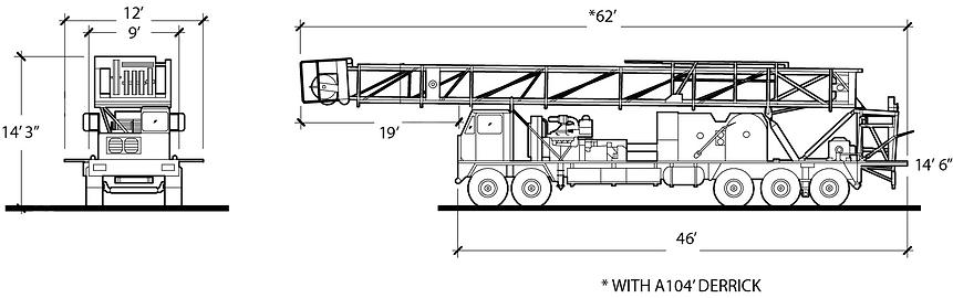 C-400 Drawing