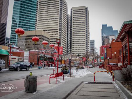 Quarantine in Calgary, Alberta