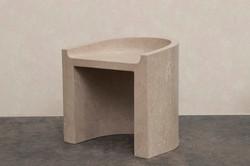 "Chaise ""Atlas"" by Valériane Lazard"