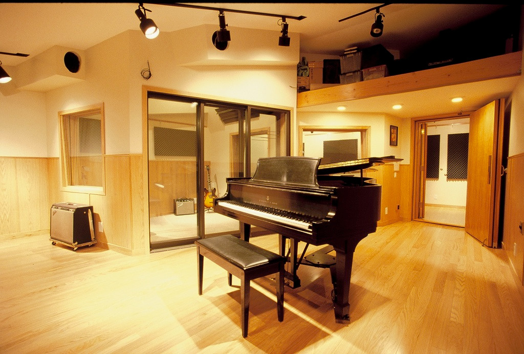 The live room and Iso #1