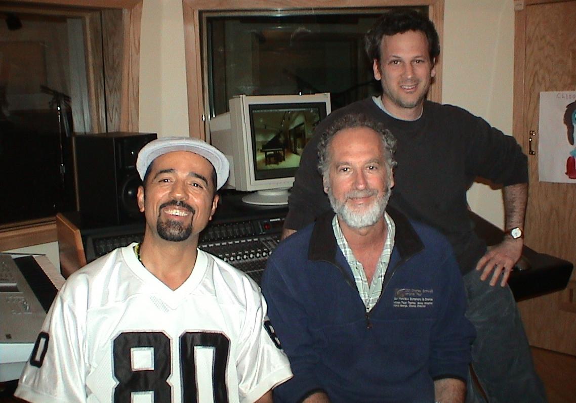 Jon Santos, Larry Epstein & DL
