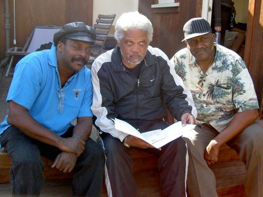 David Murray, Ishmael Reed and Taj Mahal