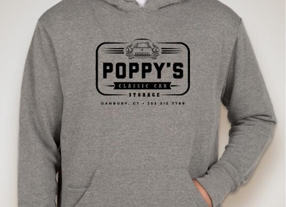 Poppy's Adult Hooded Sweatshirt