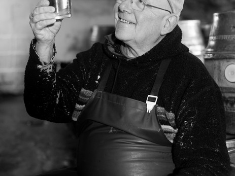 Brewhouse Blog 7- The Birth of Gilt Edge