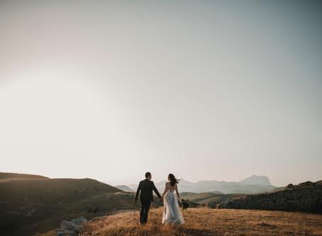 weddings vs. sustainability