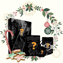 Groen Geweldig Typografie Kerst Instagram Post.png