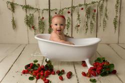 kids bath session