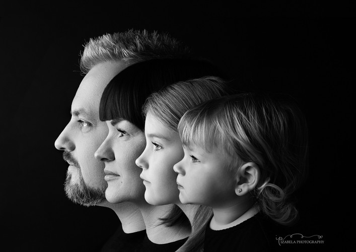 Family photographhy in Bedford