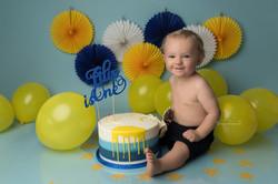 First birthday photos Bedford