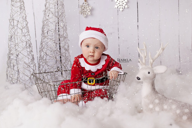 Christmas Mini Sessions - children photography