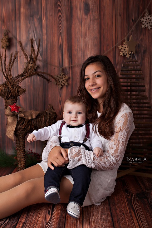 Christmas photography, Family photography Bedford