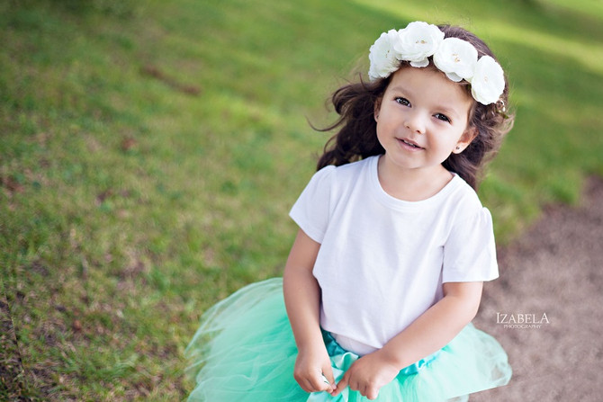 Gorgeous Izabela....children photoshoot