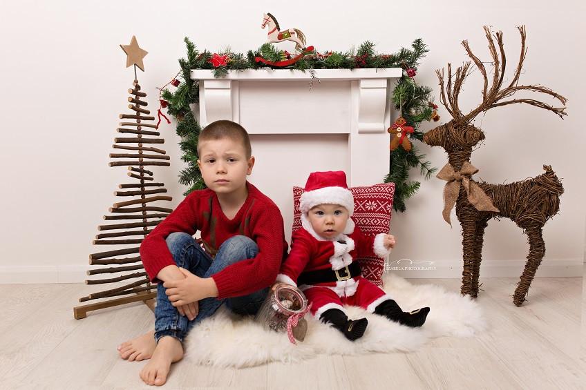 Christmas Mini Session Bedford