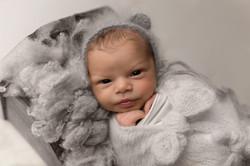 newborn baby boy photos in Bedford