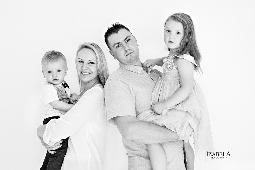 Family Photoshoot in Bedford