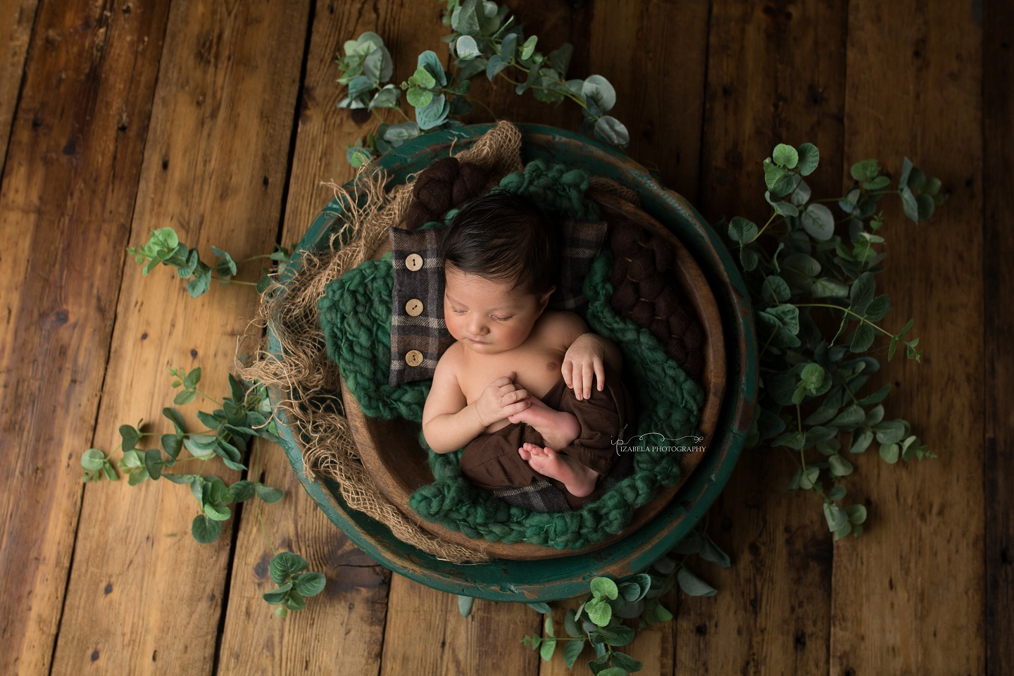 newborn photos in bedford