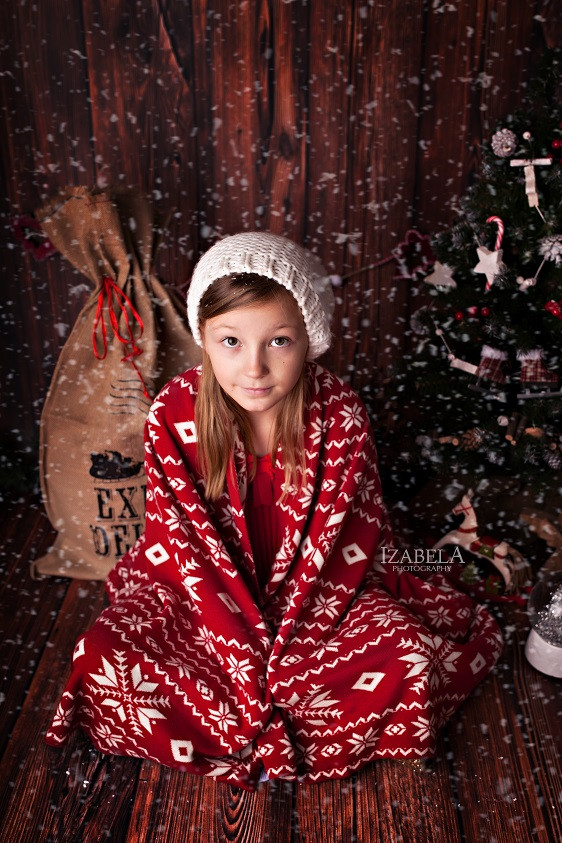 Christmas mini session, children photography