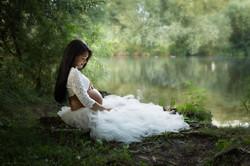 magical pregnancy photo