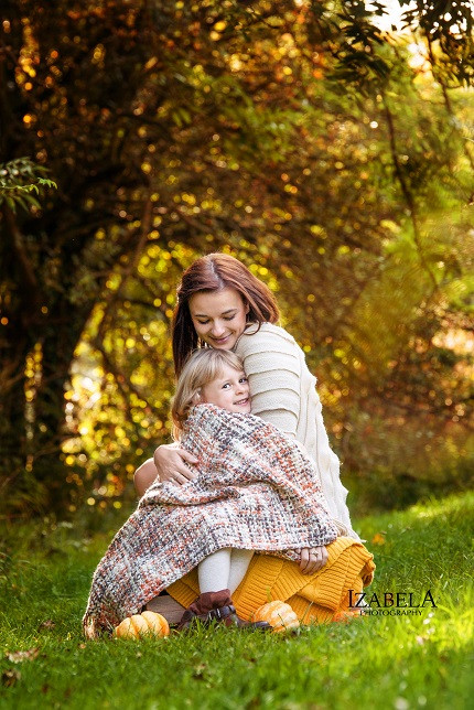 Autumn family photography...