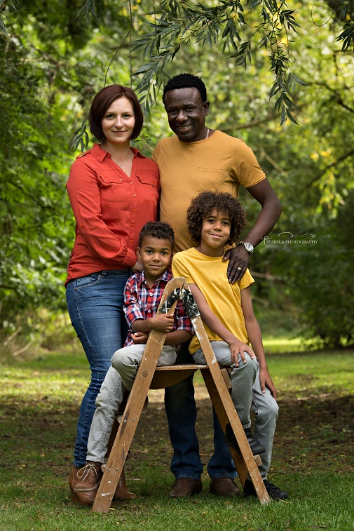Family photography in Bedfordshire