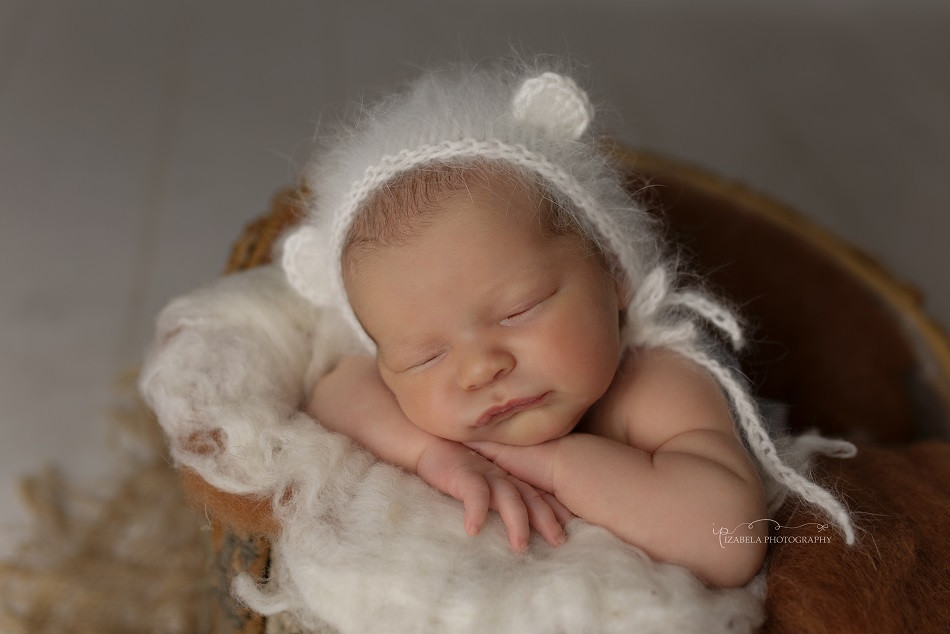 Newborn photo session Bedford