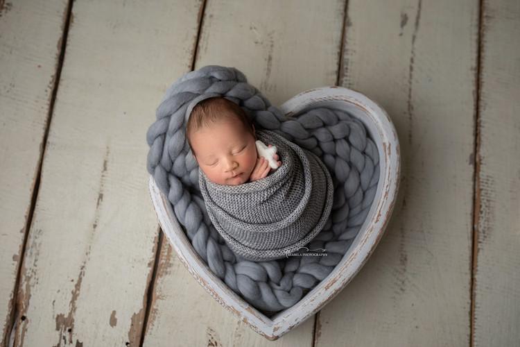 Newborn baby photos in Cambridge