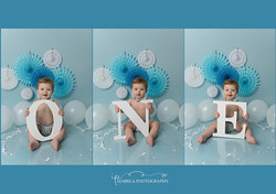 First Birthday photo in Bedford
