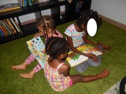 Le lecture aux plus jeunes