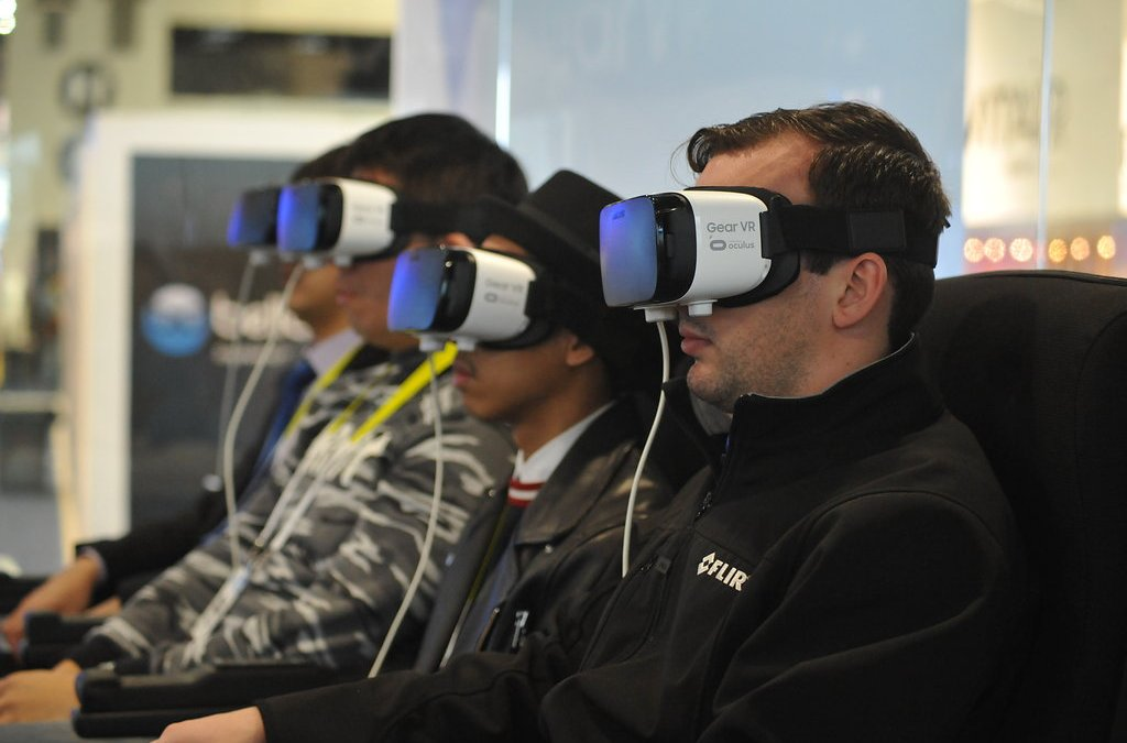 Buying your first VR Headset