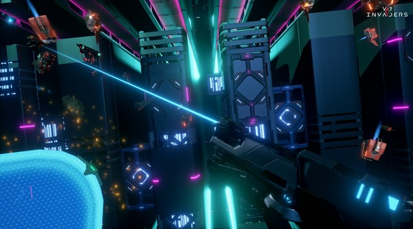 VR Invaders Review