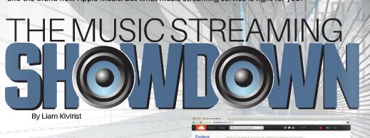 Music Streaming Showdown