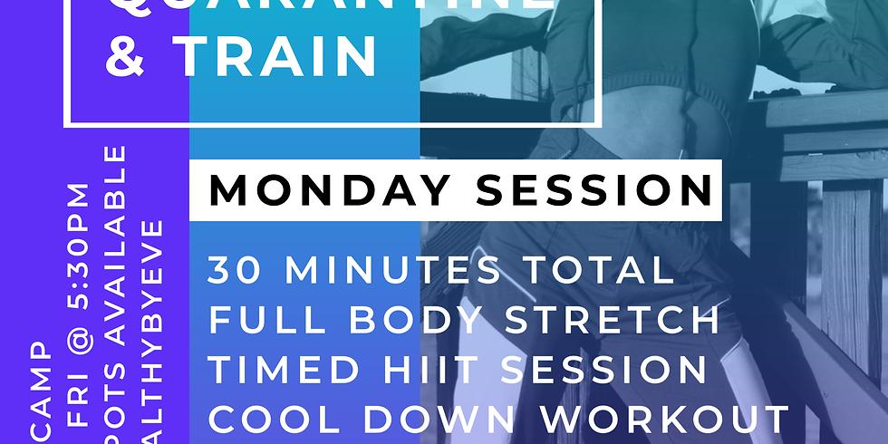 Monday Session